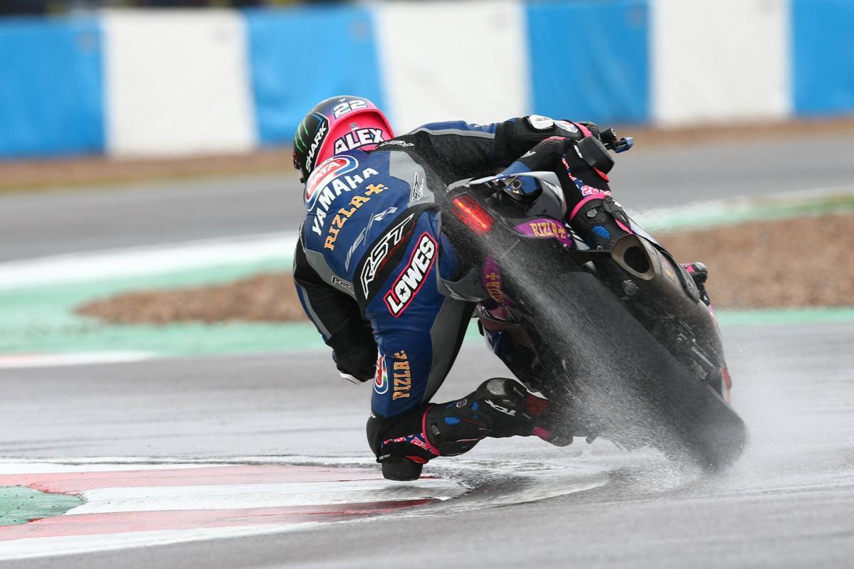 """I didn't feel like I was really racing"" – Lowes"