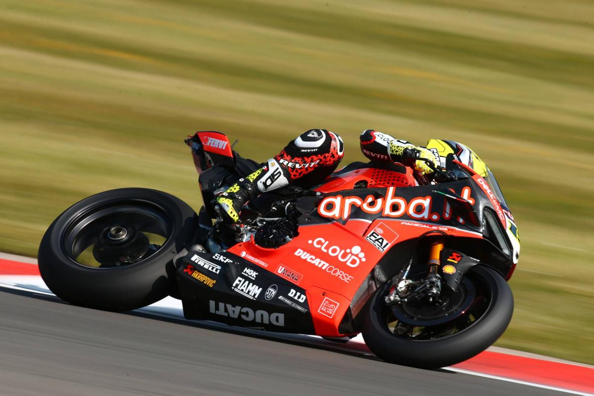 Bautista: Laguna Seca not the best track for Ducati
