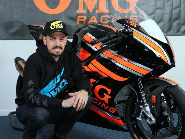 James HIllier - OMG Racing BMW