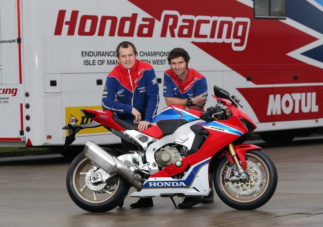 Guy Martin returns to Isle of Man TT with Honda Racing