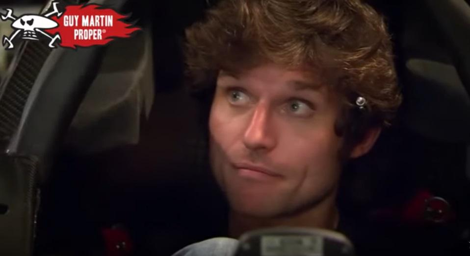 Speed with Guy Martin Motorcycle Documentary