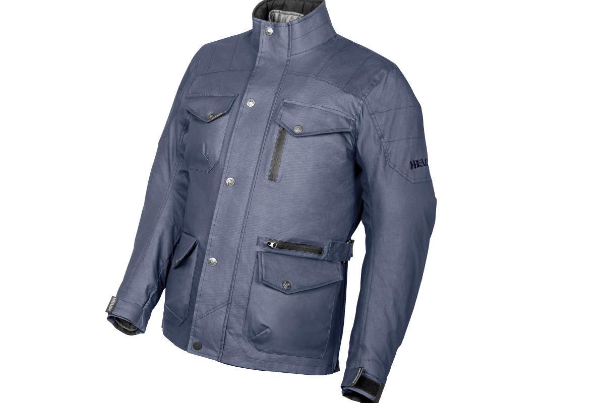 Hevik's Portland jacket re-imagined for 2018
