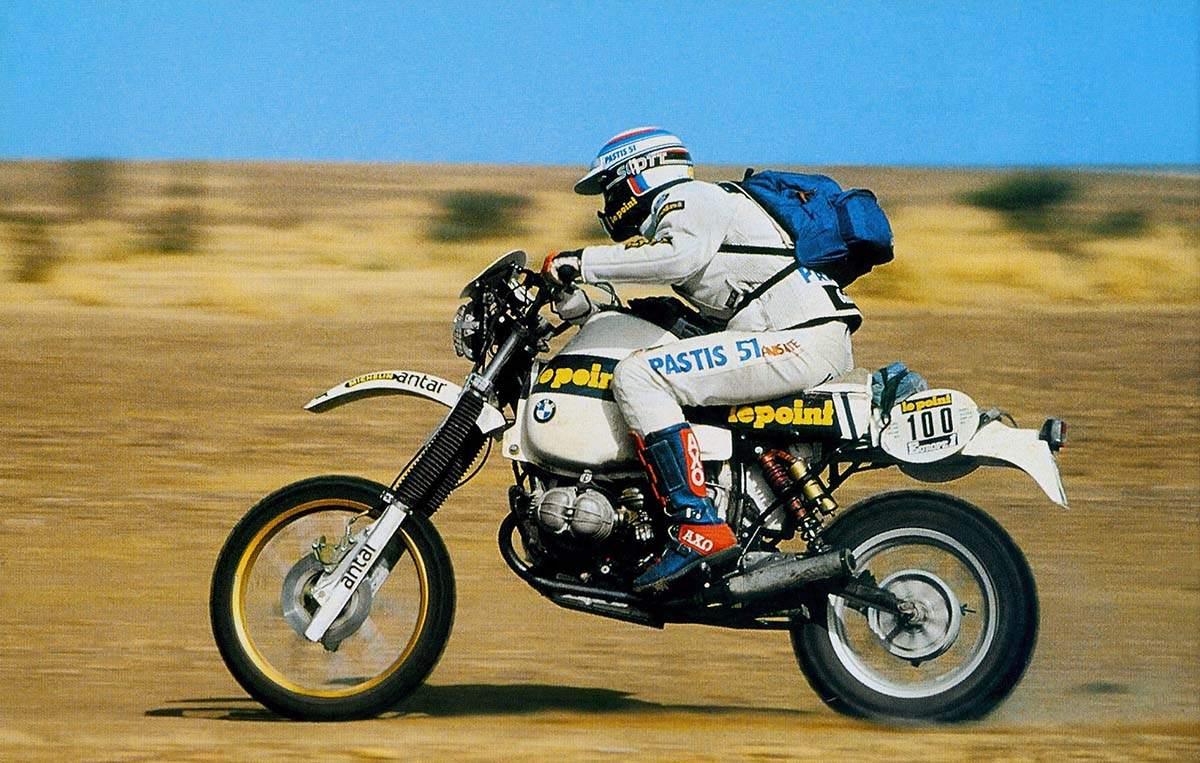 Dakar Rally legend Hubert Auriol dies aged 68