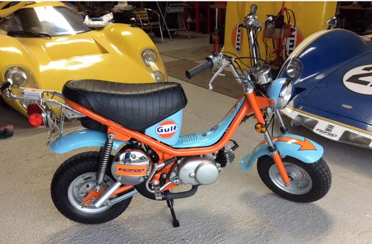 1977 Yamaha Chappy