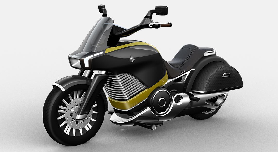 NeuWai release world's ugliest electric bike