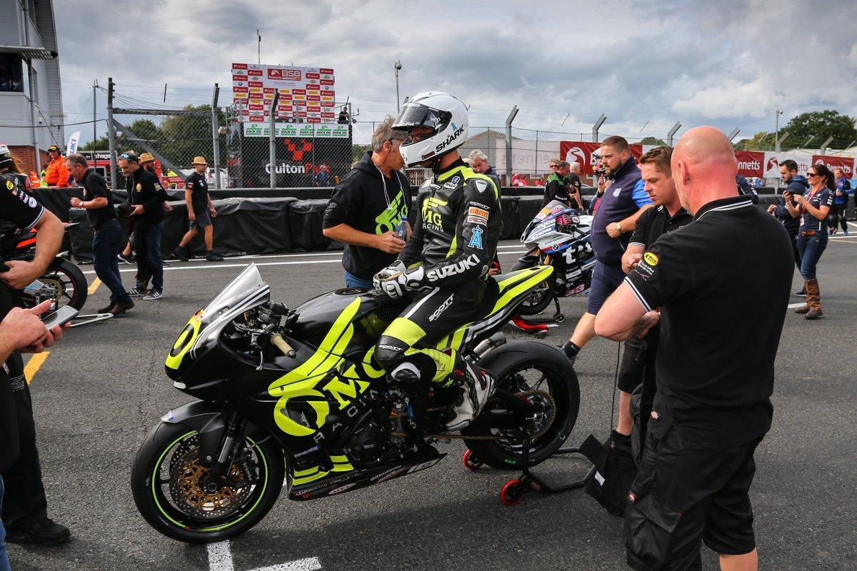 Elliott joins Mossey at OMG Racing Suzuki for 2019