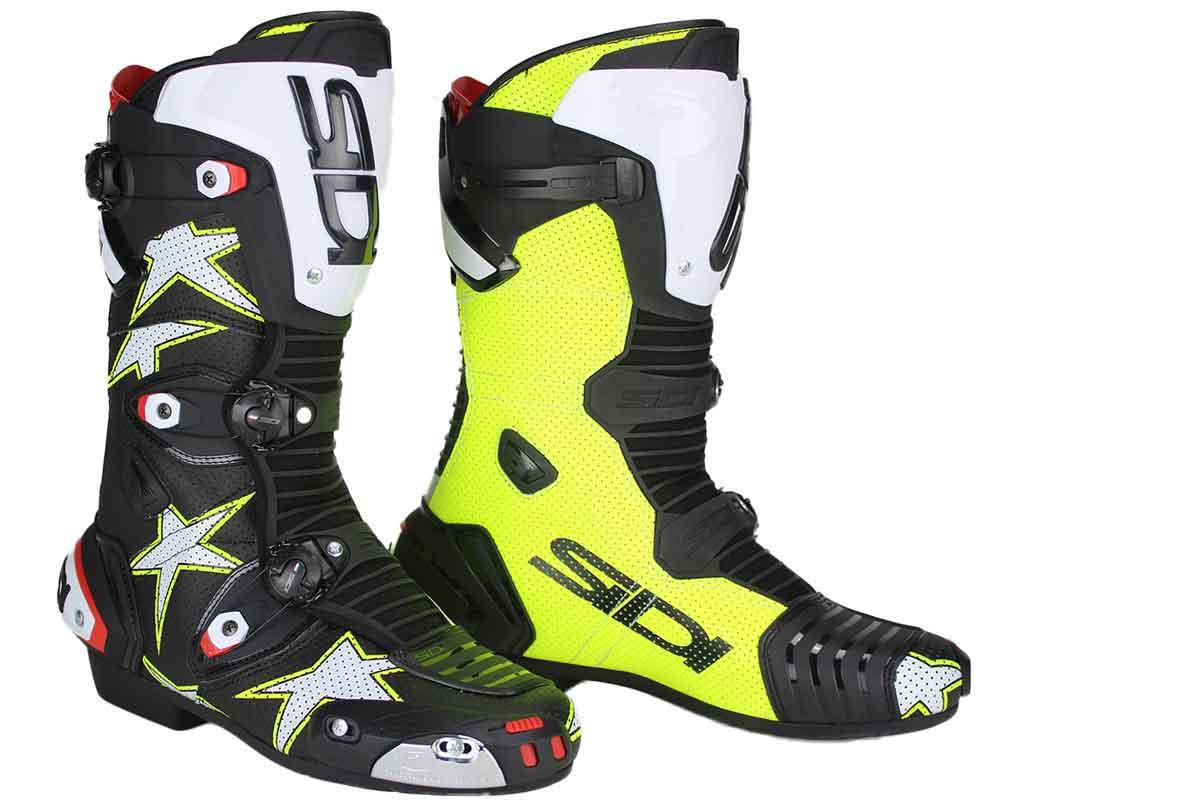 Sidi release Mag-1 Air limited edition boots