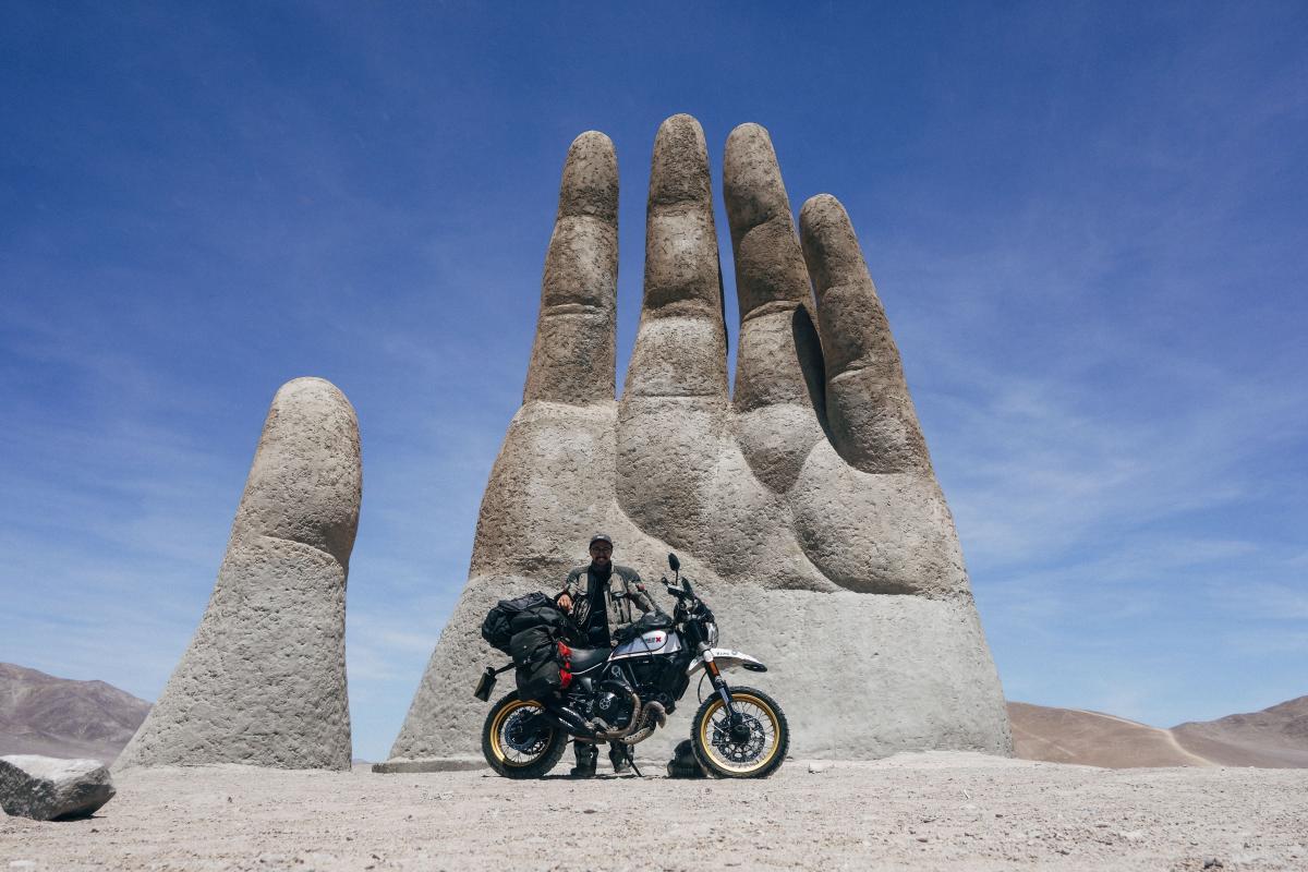 mano del desertio