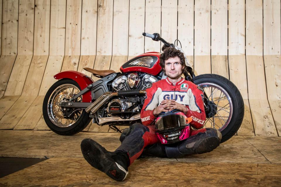 Celebs to take on Guy Martin's Wall of Death in new show