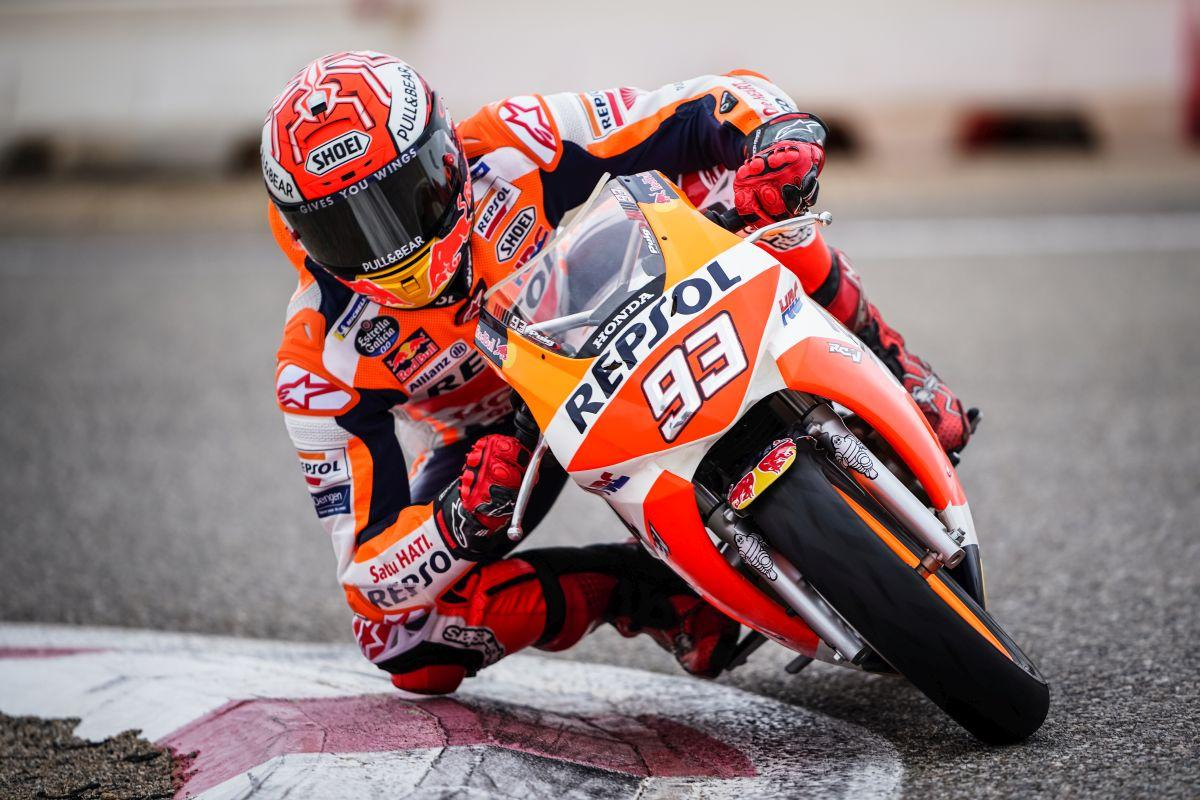 "Marquez ""needed"" to be back on bike, injury ""problematic"""