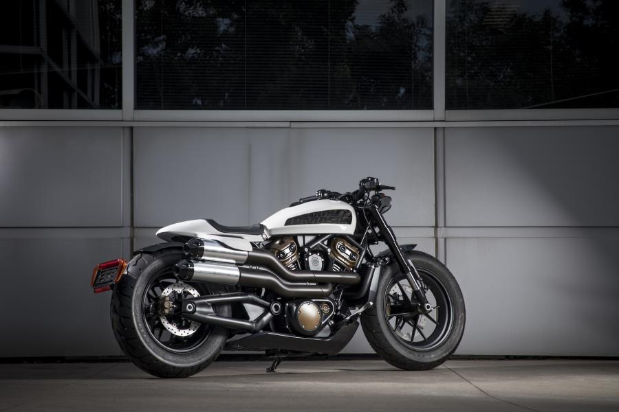 Harley-Davidson new bike secrets revealed