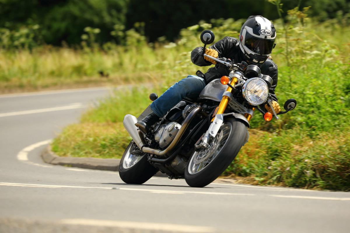 Motorcyclists 'a danger to themselves' say Oxford County Council