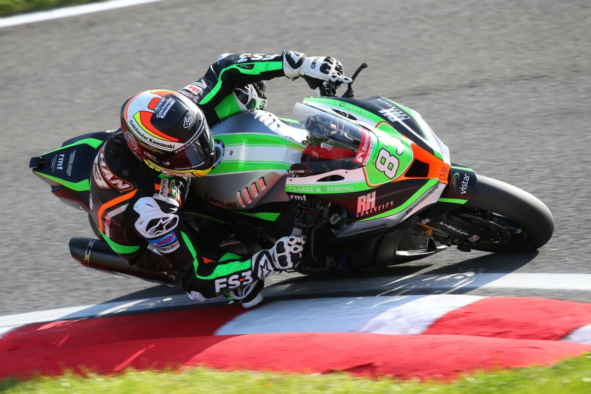 Danny Buchan - FS-3 Racing [credit: Bonnie Lane]
