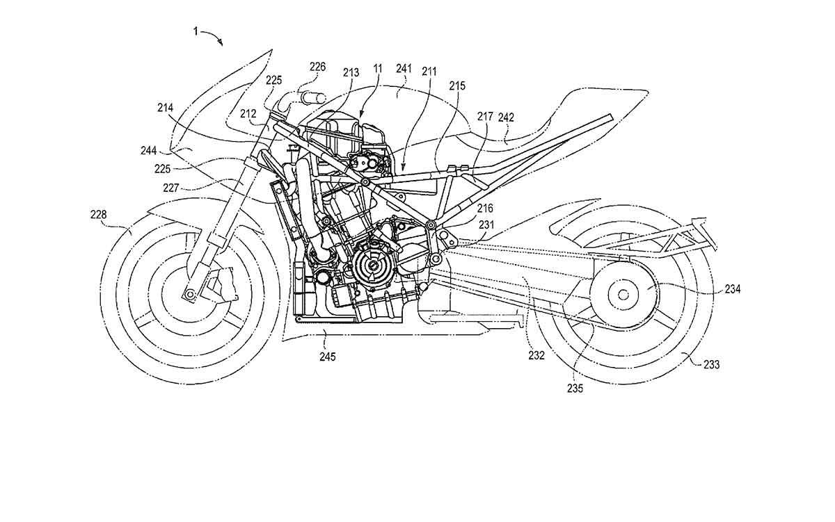 Turbo Suzuki Recursion still in the pipeline