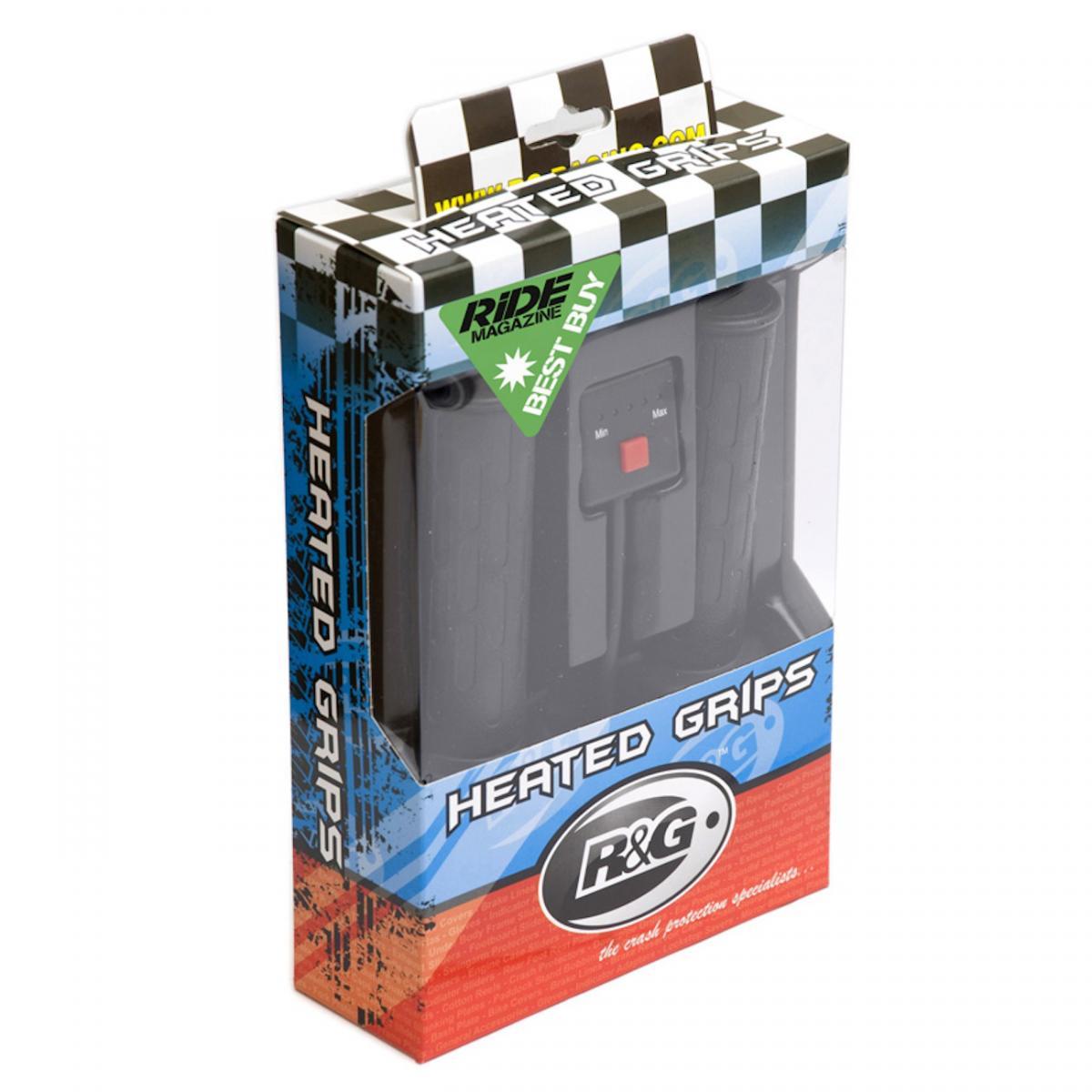 R&G Racing hot grips