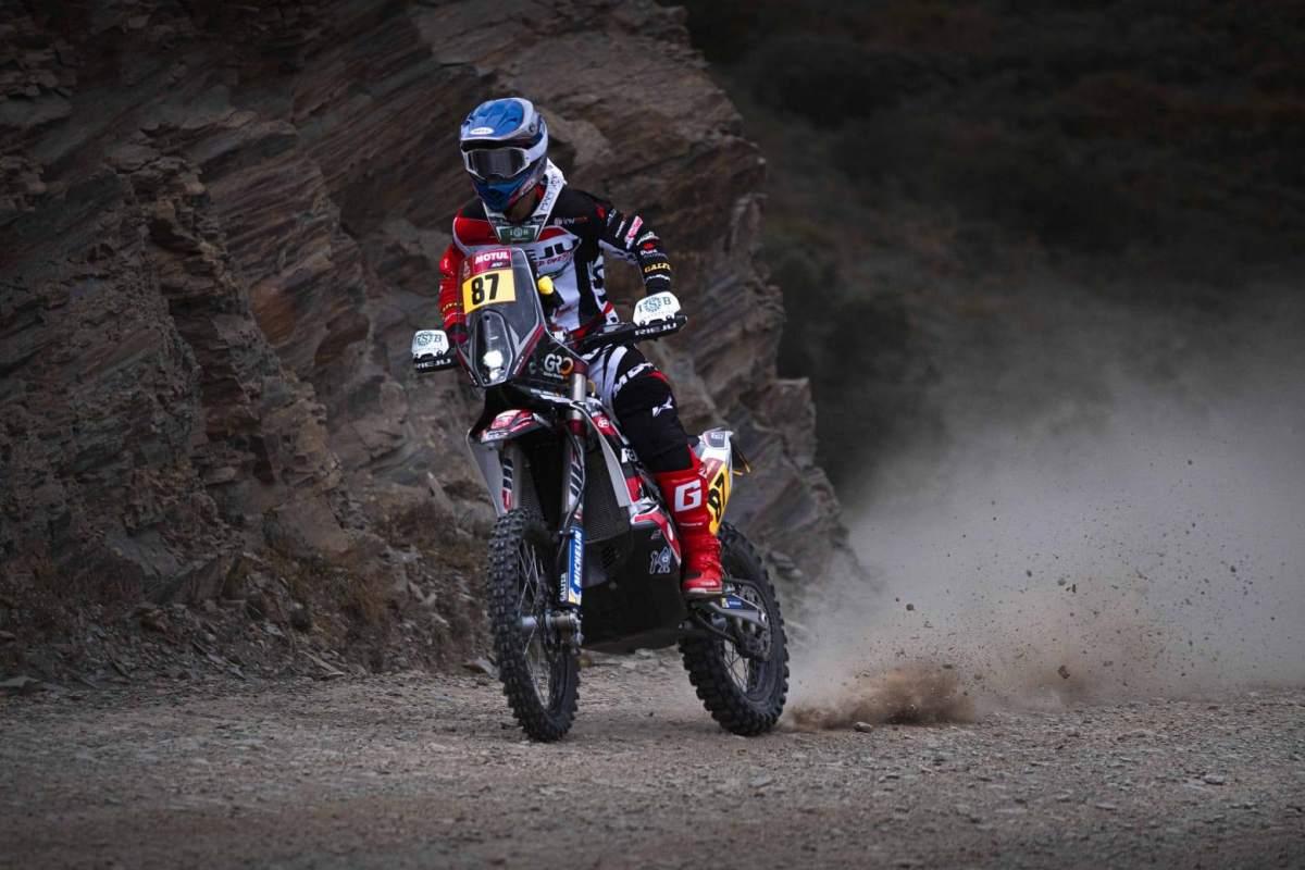 rieju 450 dakar rally bike