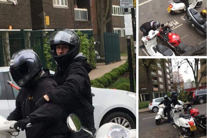 Police pursuit laws under review to tackle moped crime