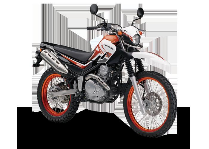 Yamaha Serow