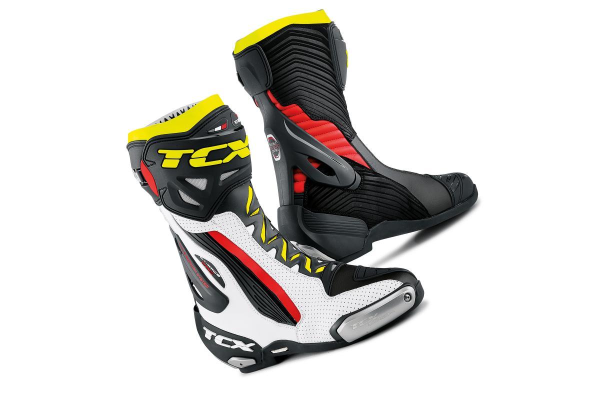 tcx, pro, air, boots