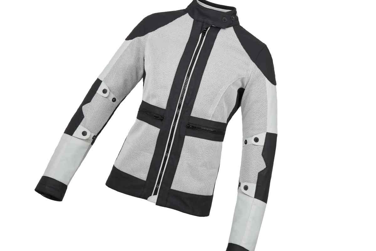 His 'n' hers mesh jackets from Tucano Urbano