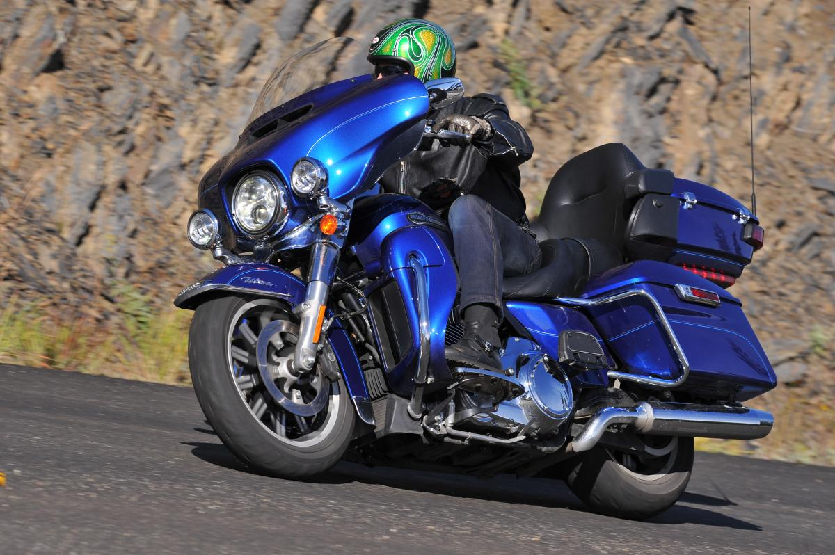 First ride: Harley-Davidson's 2017 tourers