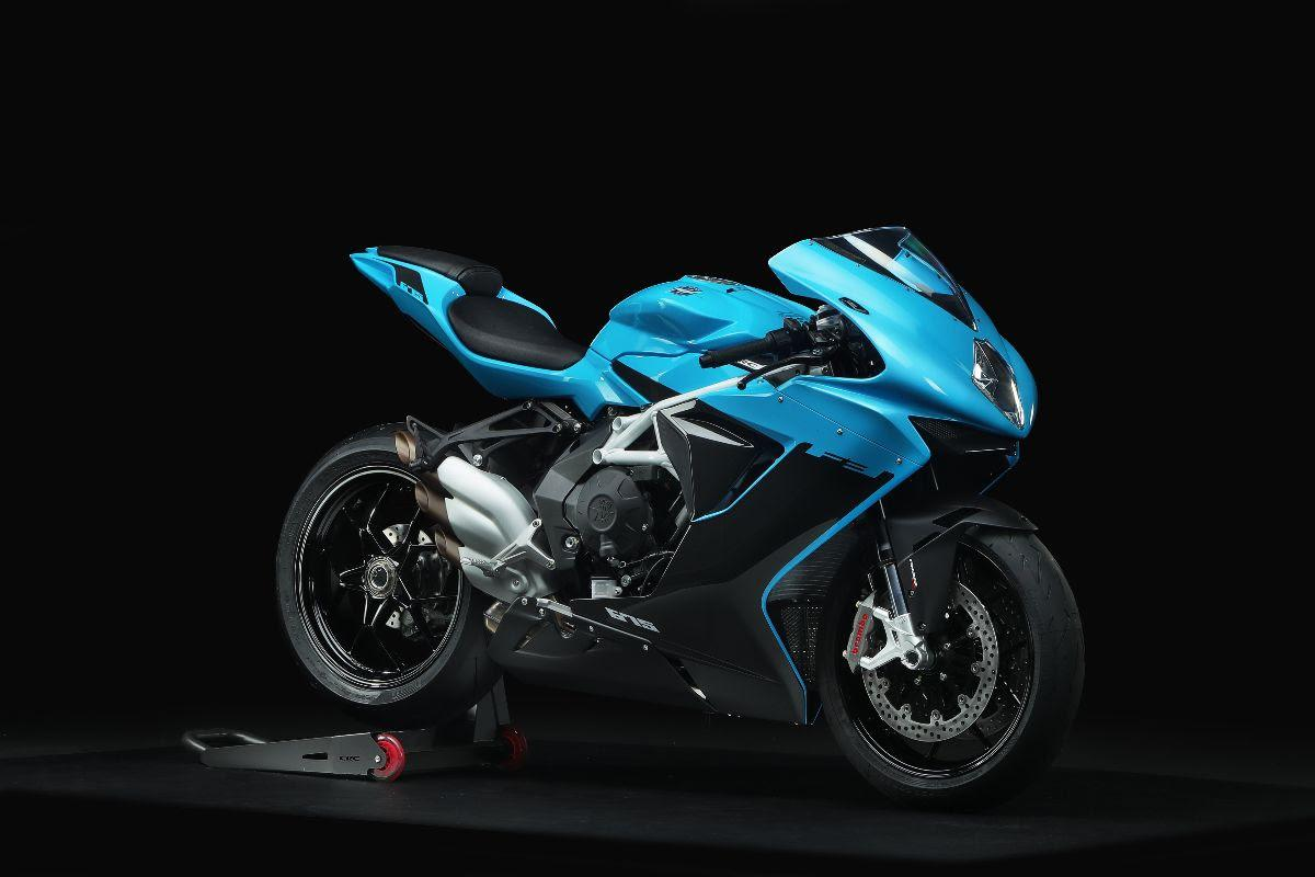 MV Agusta F3 675 restricted