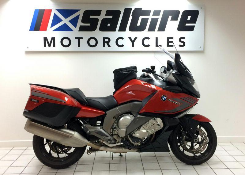Bmw K1600gt Sport Bike Of The Week Visordown