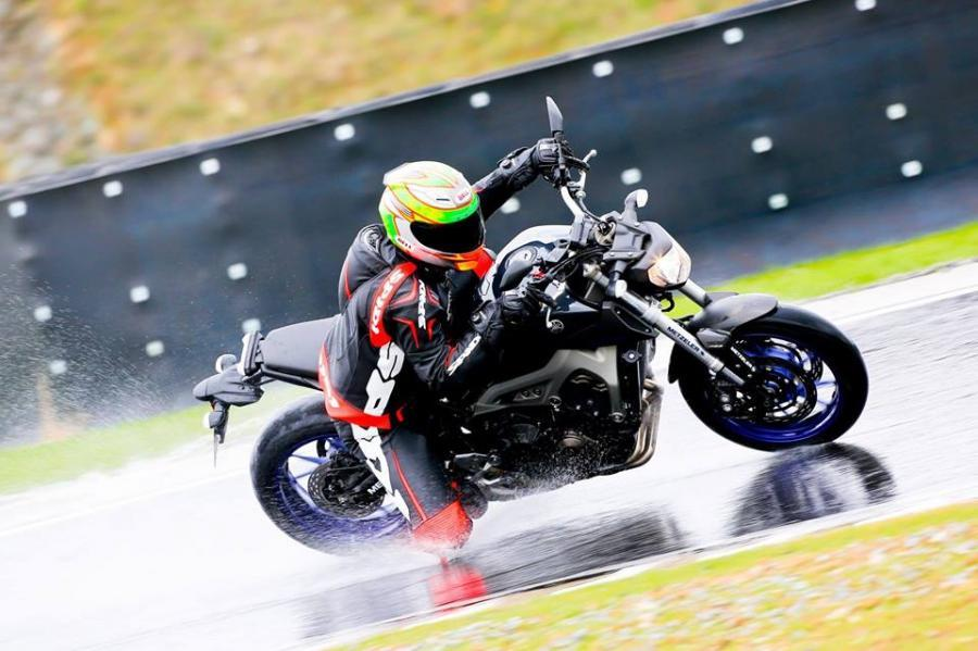How to improve your wet weather riding