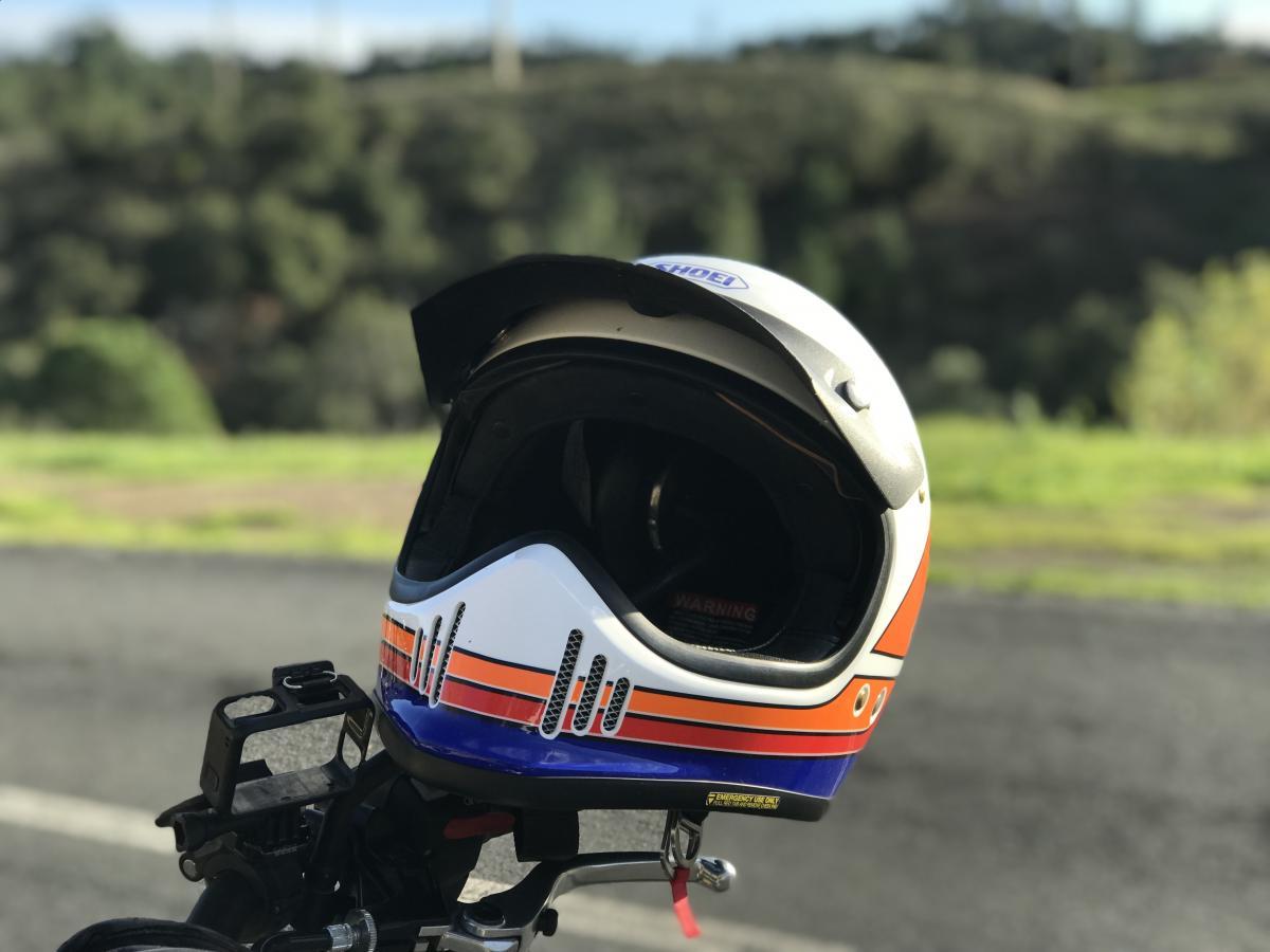 18da3c6c Shoei Ex-Zero helmet review | Visordown