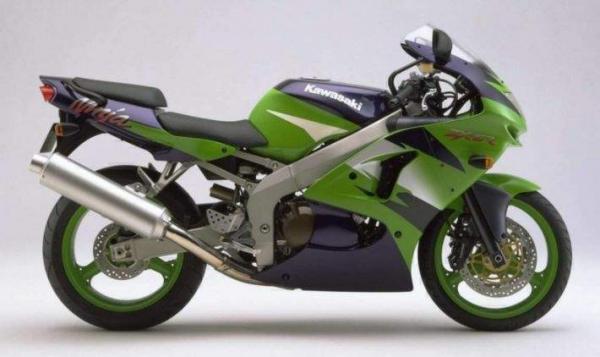 ZX-6R Ninja G1-G2 (1998 - 1999)