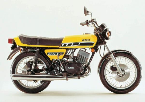 RD400 (1976 - 1979)