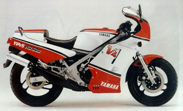 RD500LC (1984 - 1986)