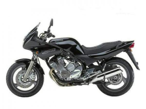 XJ600S Diversion (1993 - 2003)