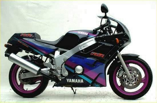 FZR600R