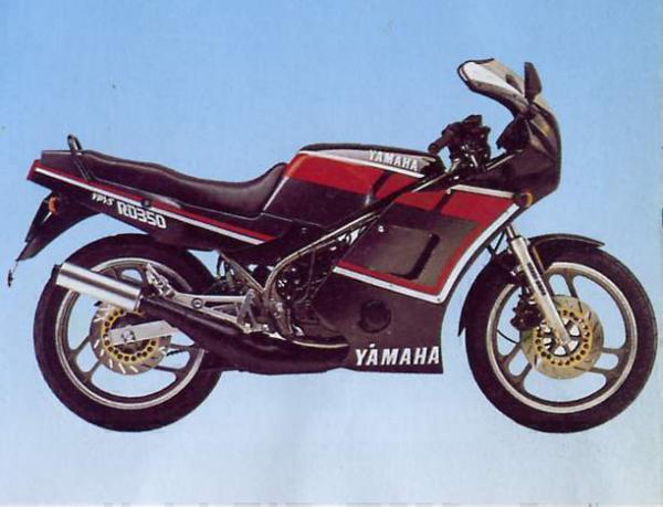 RD350F
