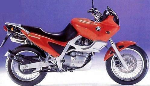 F650ST Strada (1994 - 2000)