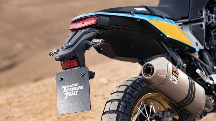 Yamaha Ténéré 700 Rally Edition announced