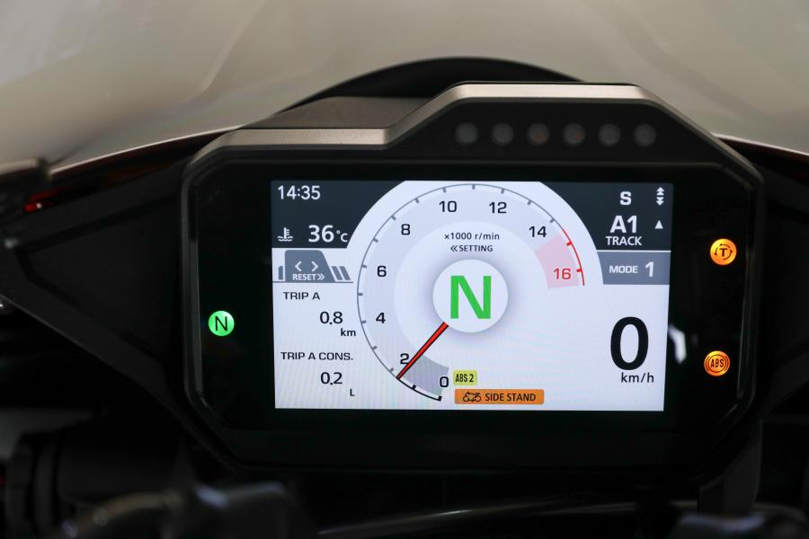 موتورسیکلت هوندا CBR1000RR Fireblade