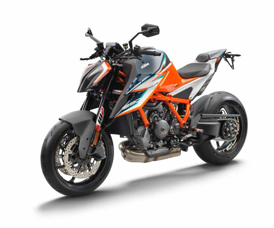 New 2020 KTM 1290 SUPER DUKE R Review