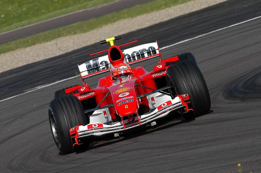 Valentino Rossi - Ferrari