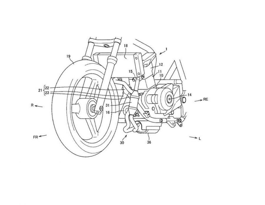 suzuki 250cc Euro5 engine