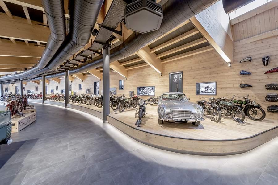 Top Mountain Crosspoint Museum Exhibit