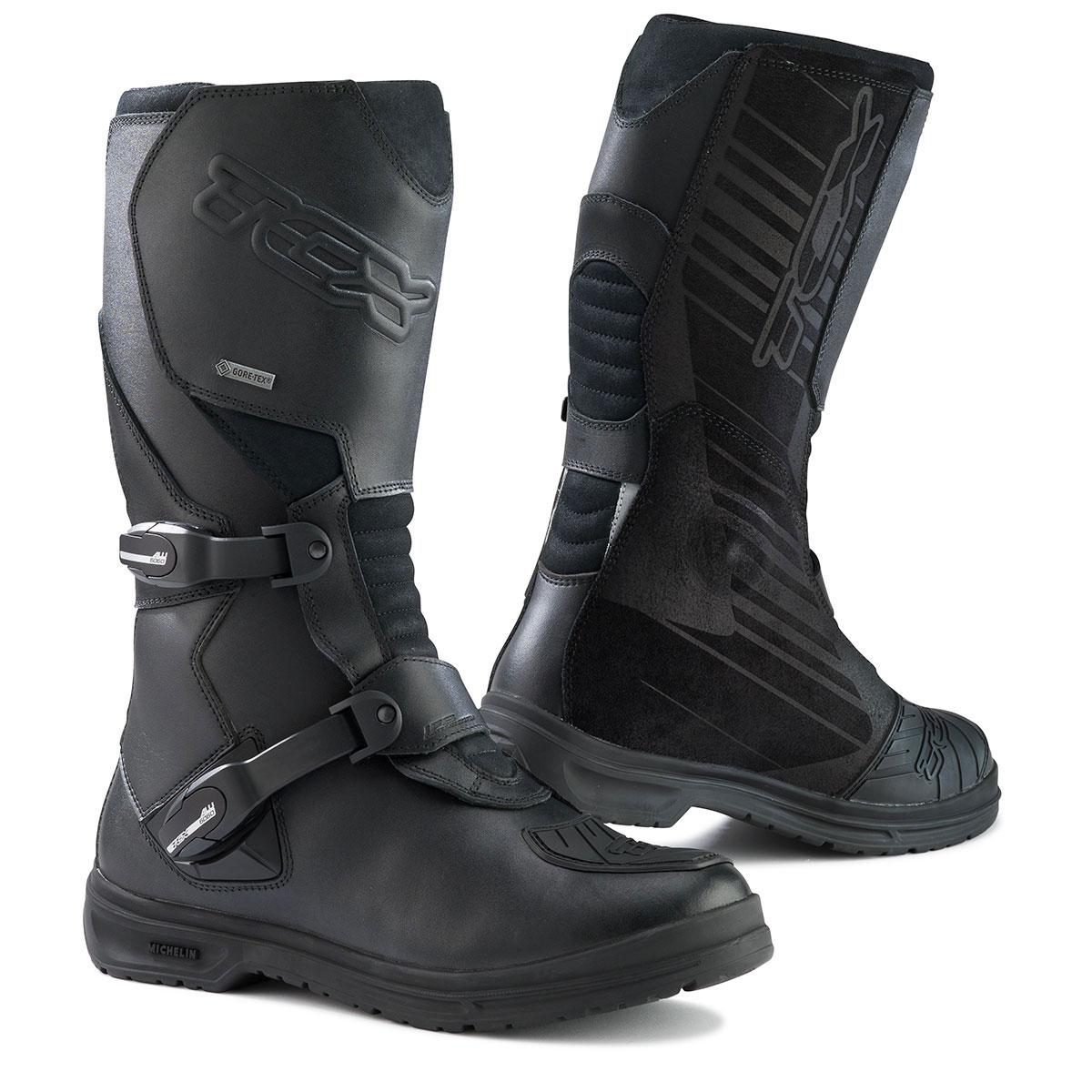 RST Boots Tundra CE Ladies Waterproof Black//Black 40