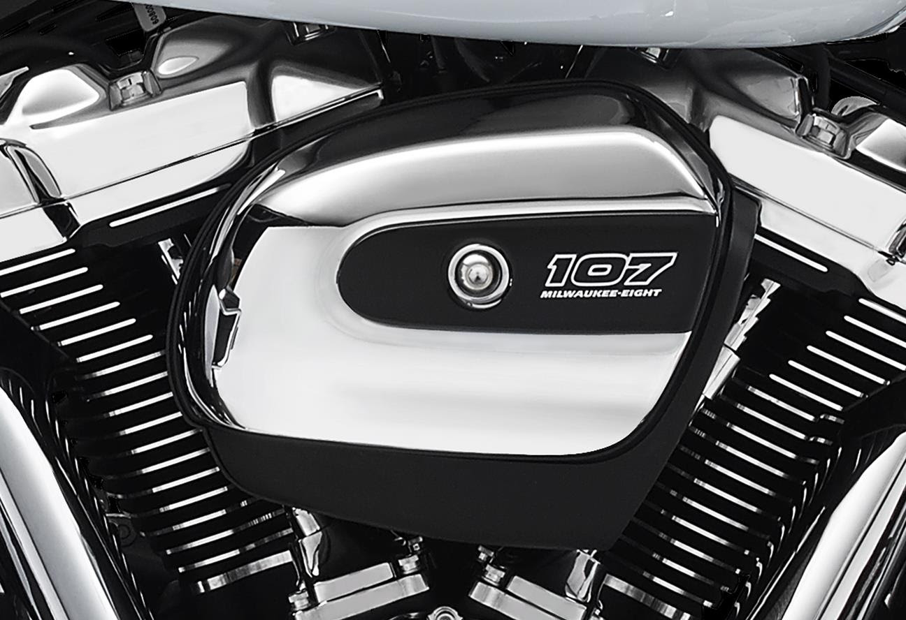 Harley-Davidson unveils new engines and suspension for 2017 models