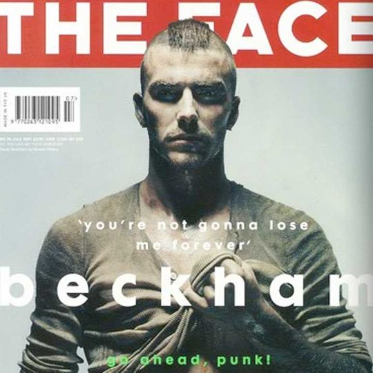 BeckhamTheFacecover - Archive - Tyler Johnston
