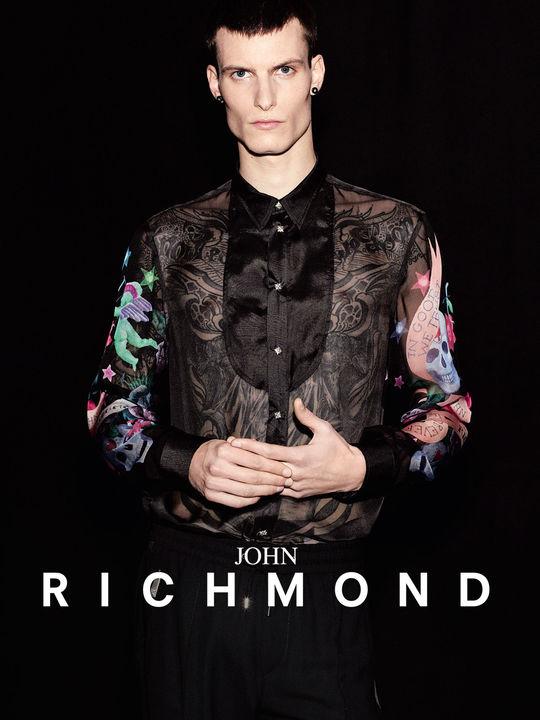 John Richmond_Tattoo Shirt_IG.jpg - Men - Tyler Johnston
