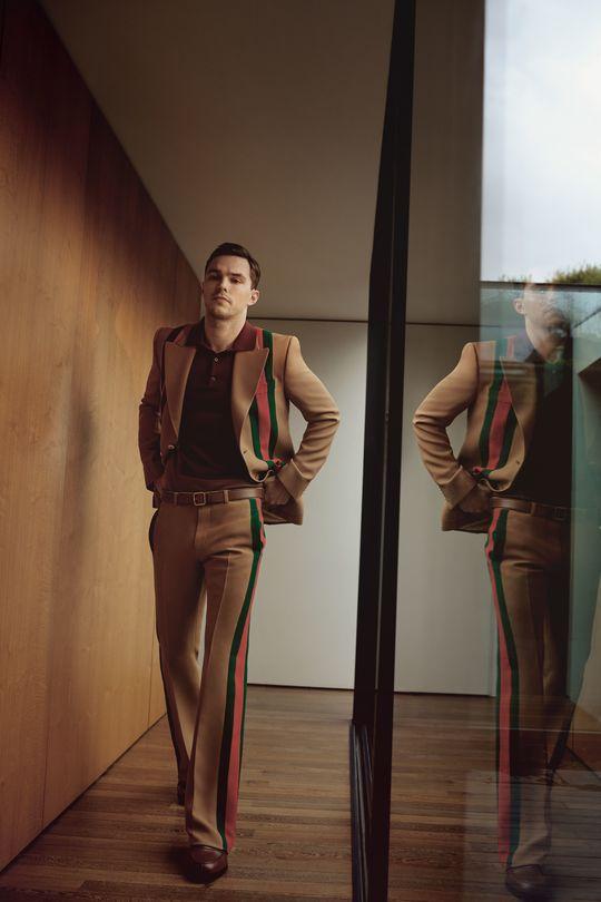 Nicholas Hoult PDF-3 - Celebrity Men - Tyler Johnston