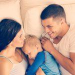 Los niños pueden dormir en nuestra cama