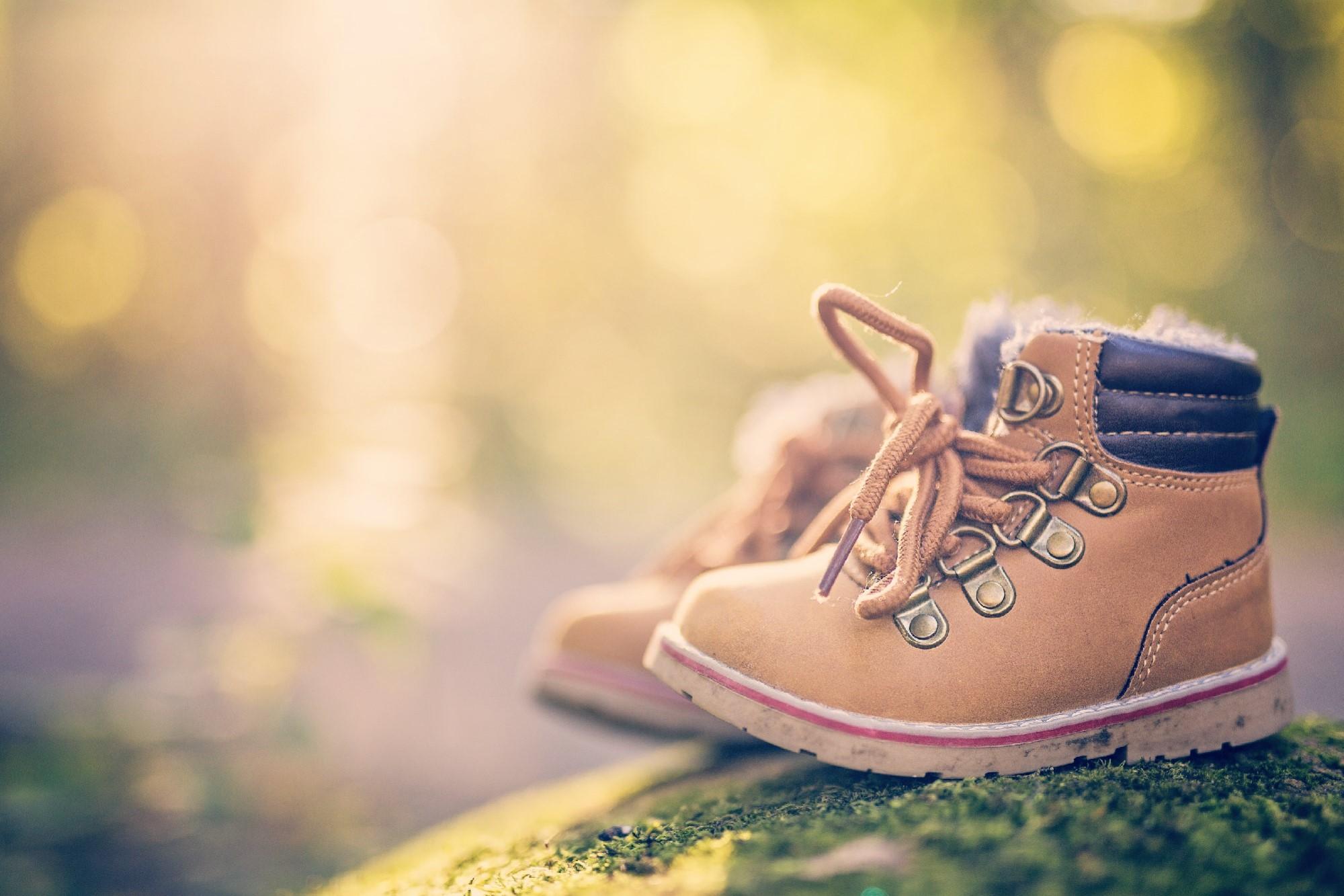 f0b0f4dfa67 Por qué los zapatos del bebé no deben sujetar el tobillo ni ser ...