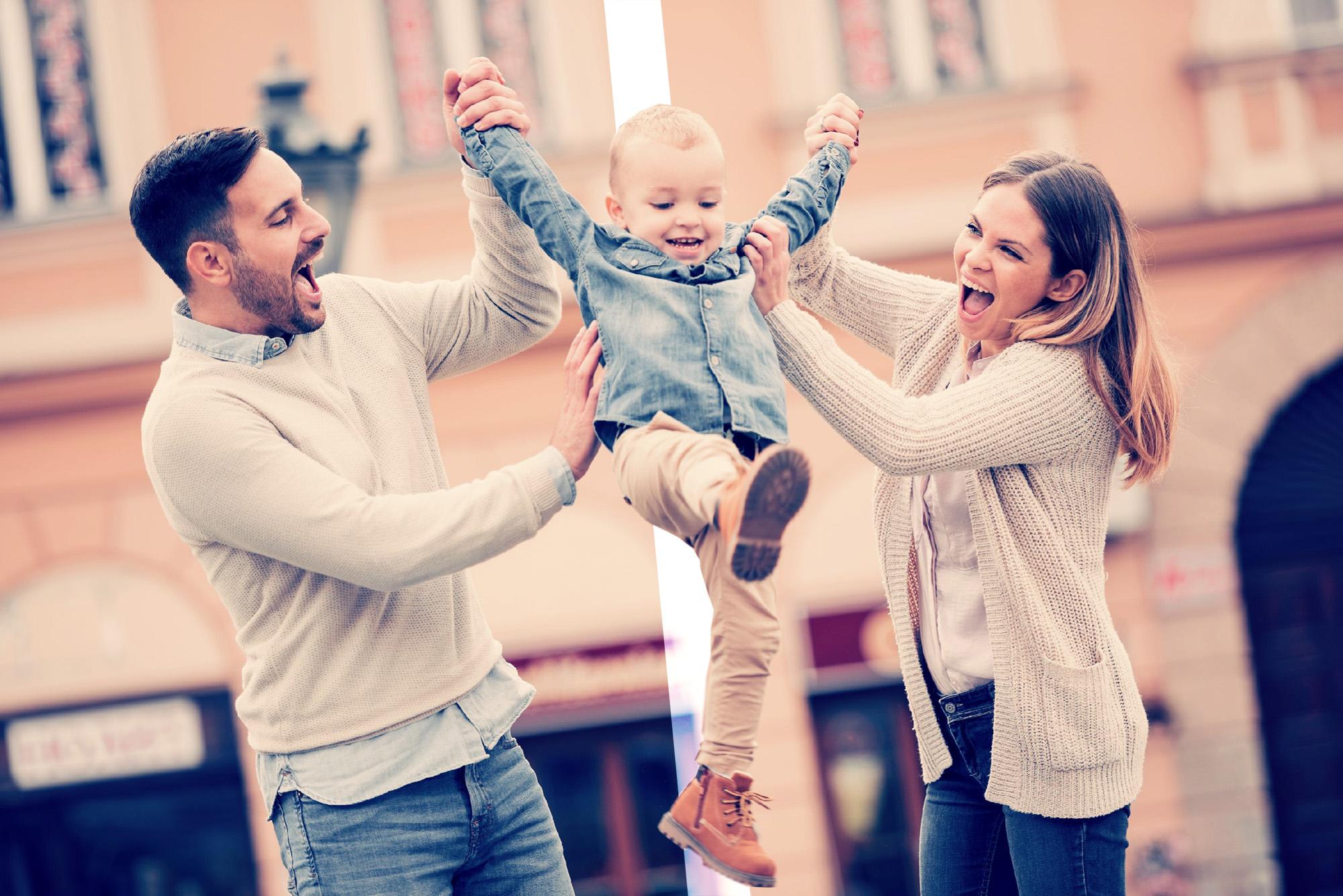 Por Qué Muchas Parejas Se Separan Al Tener Hijos Criar Con